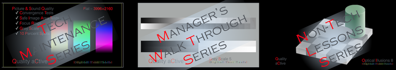 Test DCPs – Managers Walk Through - Non-Tech and Technical Series